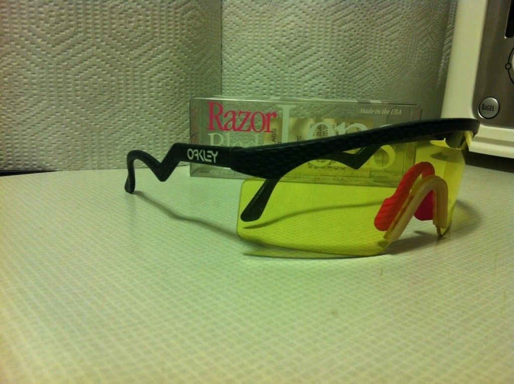 Couple Pairs Of Oakley Blades, Frog Lenses And Other Random Stuff - photo_zps936490a2.jpg