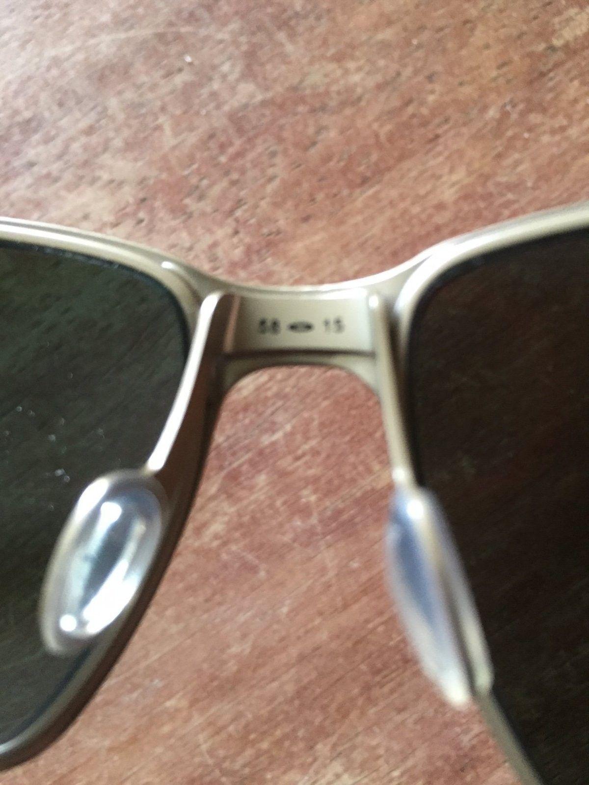 Real or fake? Oakley Tincan - Pic1.JPG
