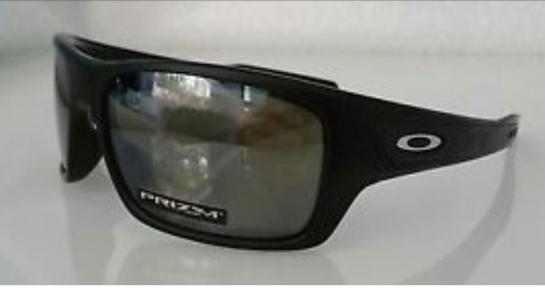 f54ec959bc This has a mirror coating that is what gives the black color to a prizm  daily polarized.