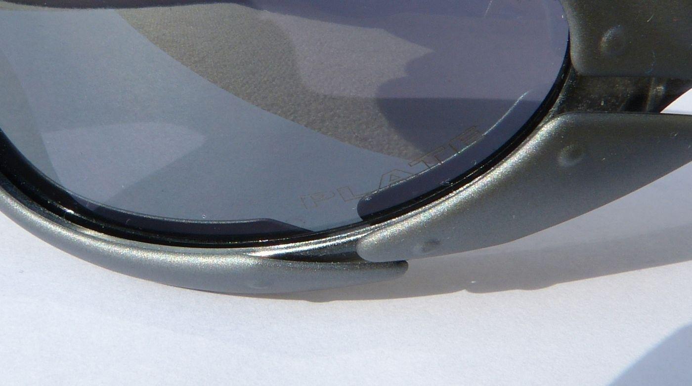 NOS Plate 03-850 Dark Silver with Black Iridium ** Mint ** EUROPE based ** - Plate2a.jpg
