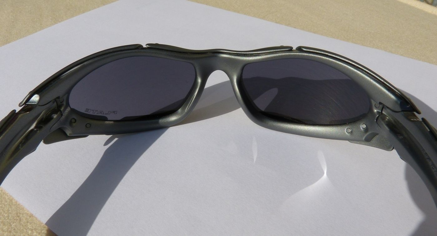 NOS Plate 03-850 Dark Silver with Black Iridium ** Mint ** EUROPE based ** - Plate5.jpg