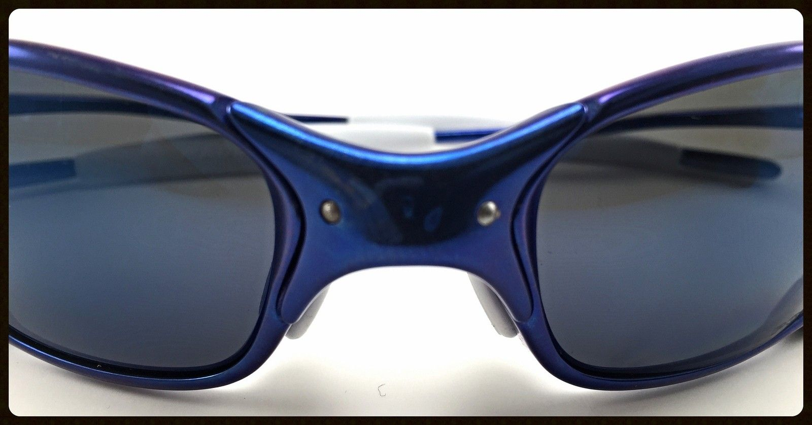 Blue Anodized Polished Juliet - Ichiro Style - Polar Anodized blue Juliet with Ice-1.jpg