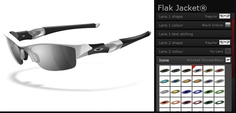 Flak Jacket - What Color Of Icon With Polished White Frame -  polishedchrome.jpg