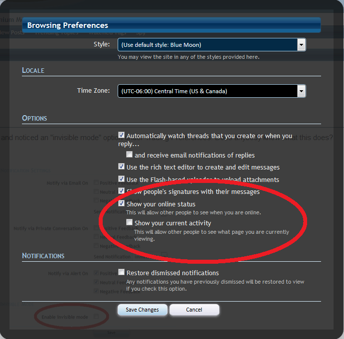 Invisible mode - preferences.png