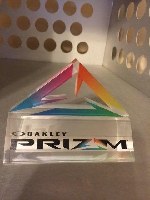 Oakley PRIZM Acrylic Display $SOLD - Prizm.JPG