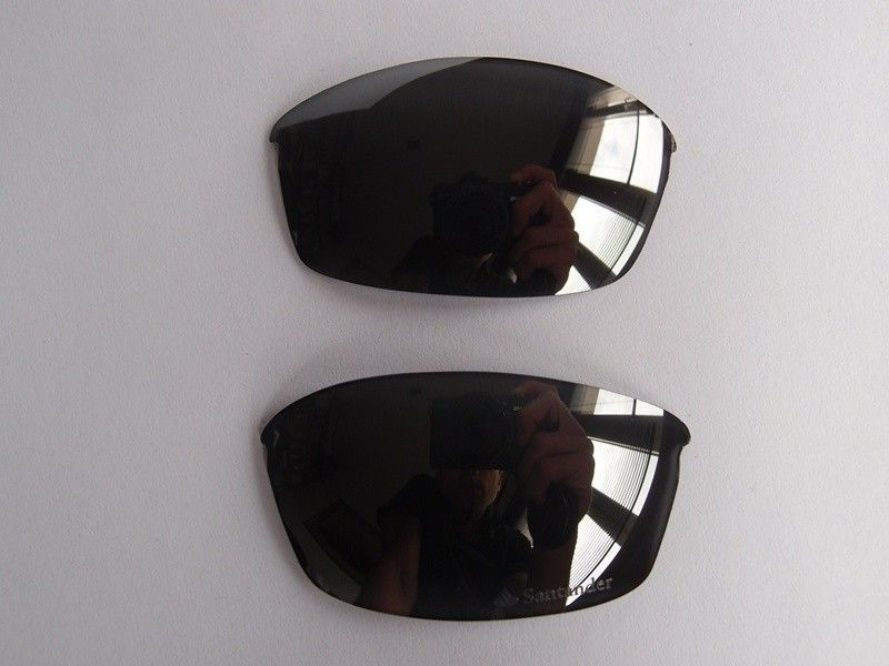 Oakley Flak Jacket Black Iridum POLARIZED Lenses RARE - PVRF52Y.jpg