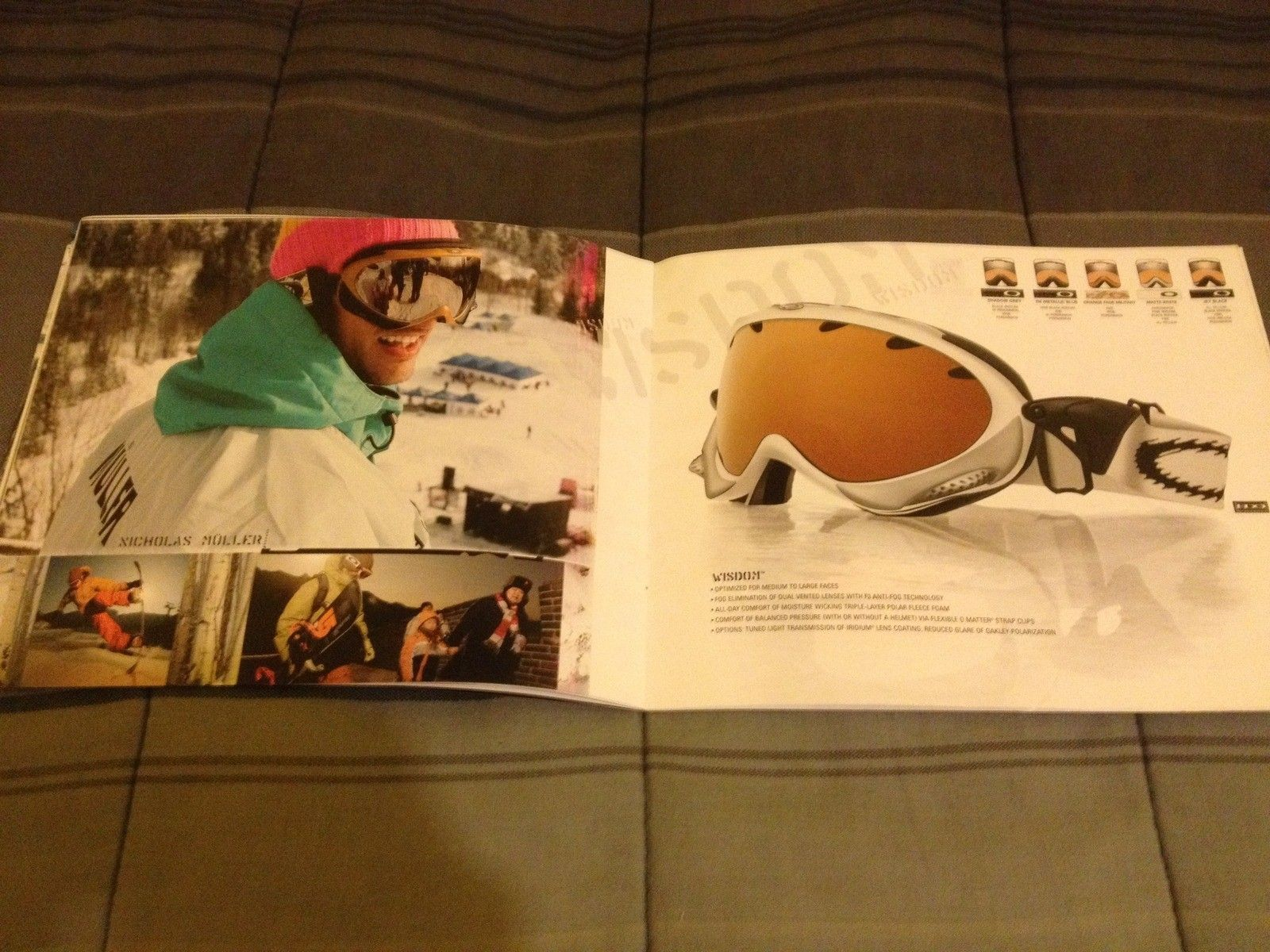 Very Last Of My Oakley Items (stickers, Catalogs, Lanyards, Microbags) - q62l.jpg