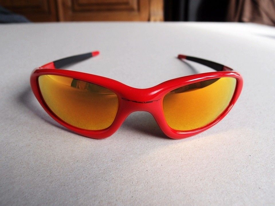 Oakley New Straight Jacket Cannon Red - qeOKO7X.jpg