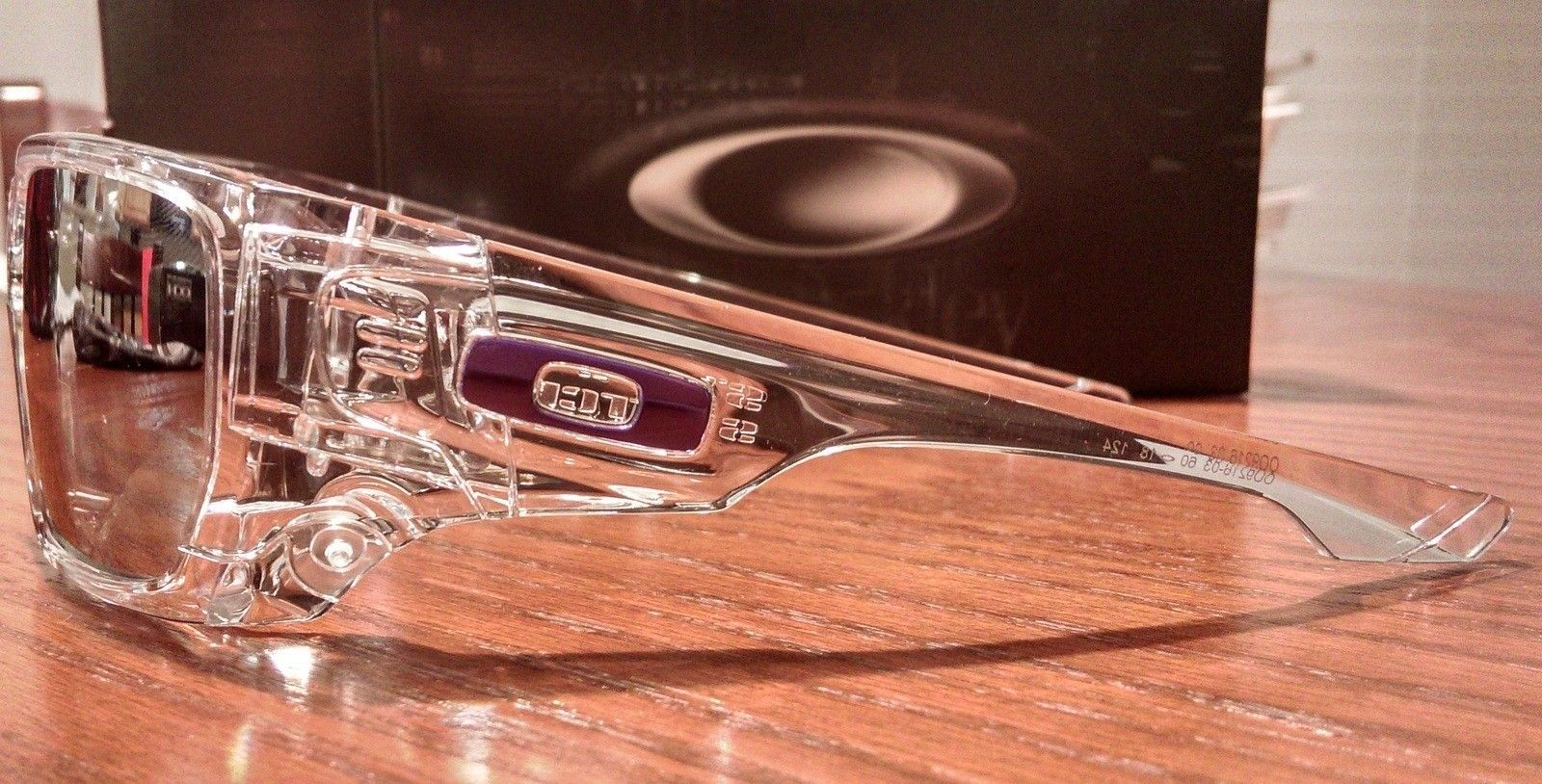 Polished Clear Asian Fit Style Switch - Chrome Irid & Grey lenses - qezOZ5H.jpg