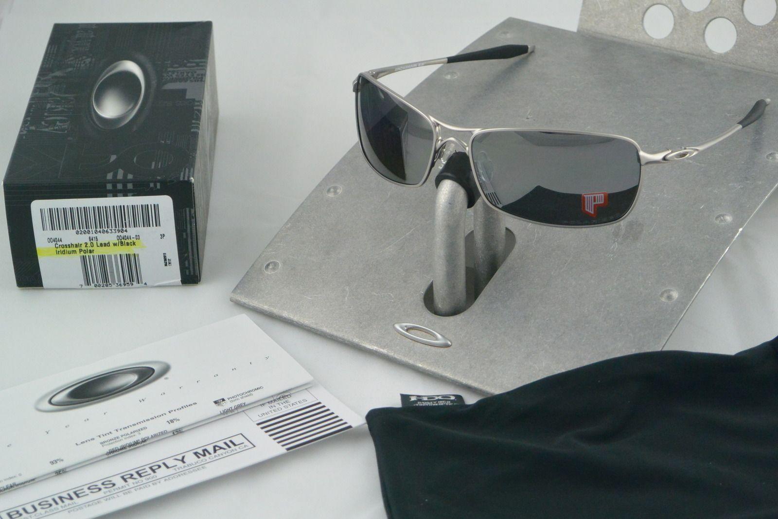 0498ab98585 For Sale - Oakley Crosshair 2.0 Polarized Sku   OO4044-03   125.00 ...