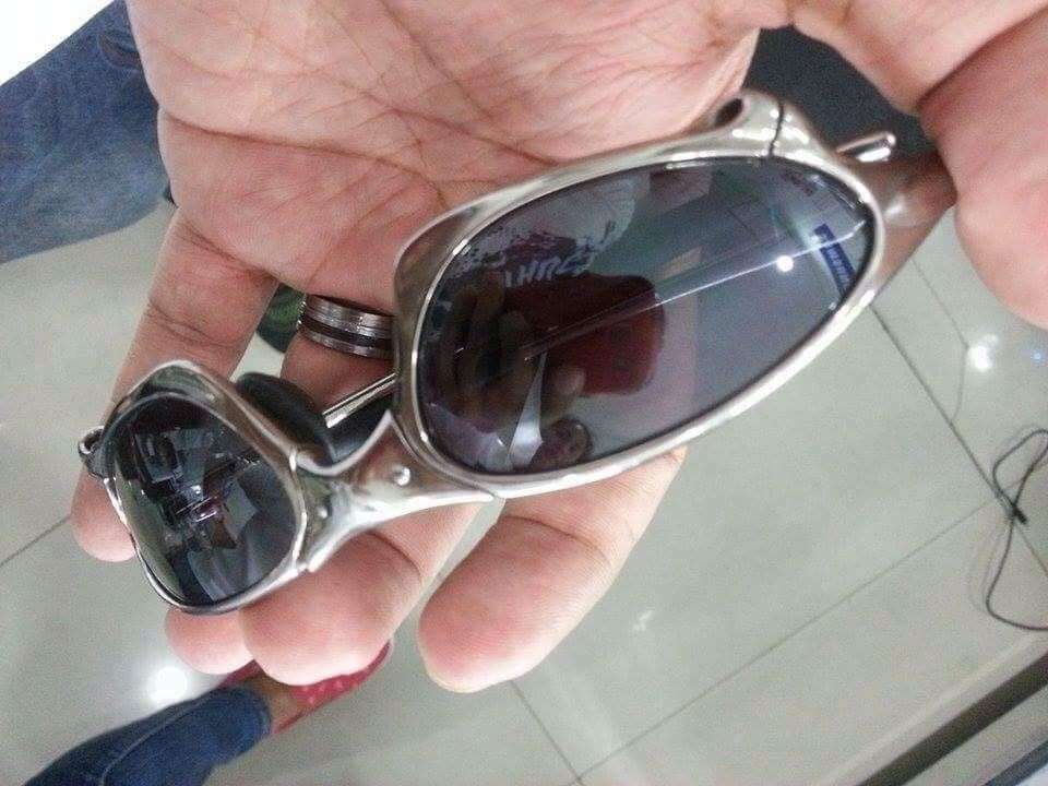 Difference of Penny polished and Titanium frame? - received_10203558373158825.jpeg