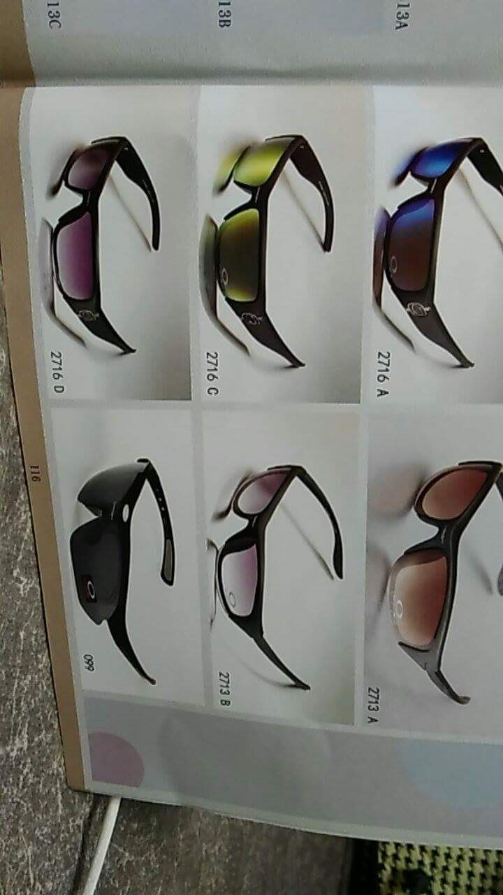 Need help in identifying this Oakley Glasses - received_1303468419696670.jpeg