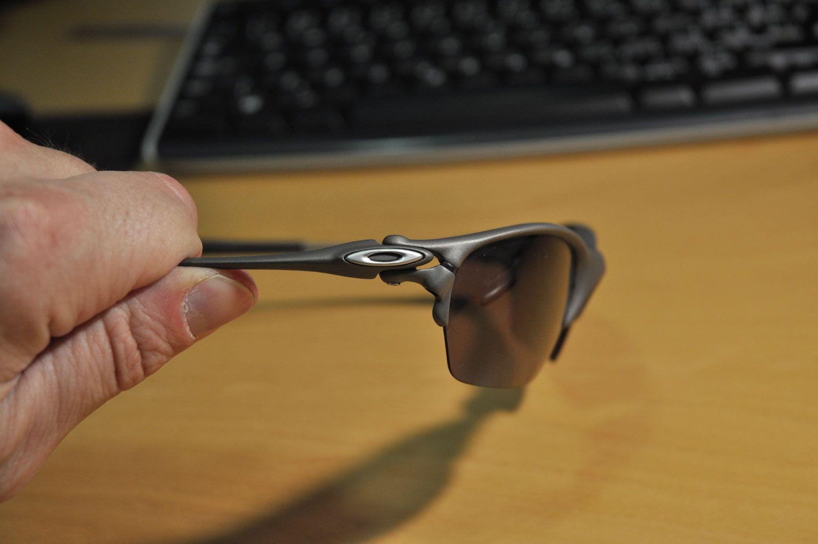 Oakley Half X Broken Hinge Repaired Oakley Forum
