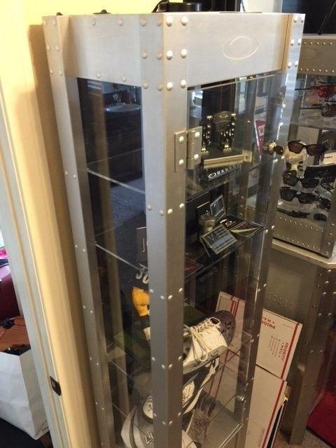 Oakley RX Display Case  LA Area SOLD - RXDisplay.JPG