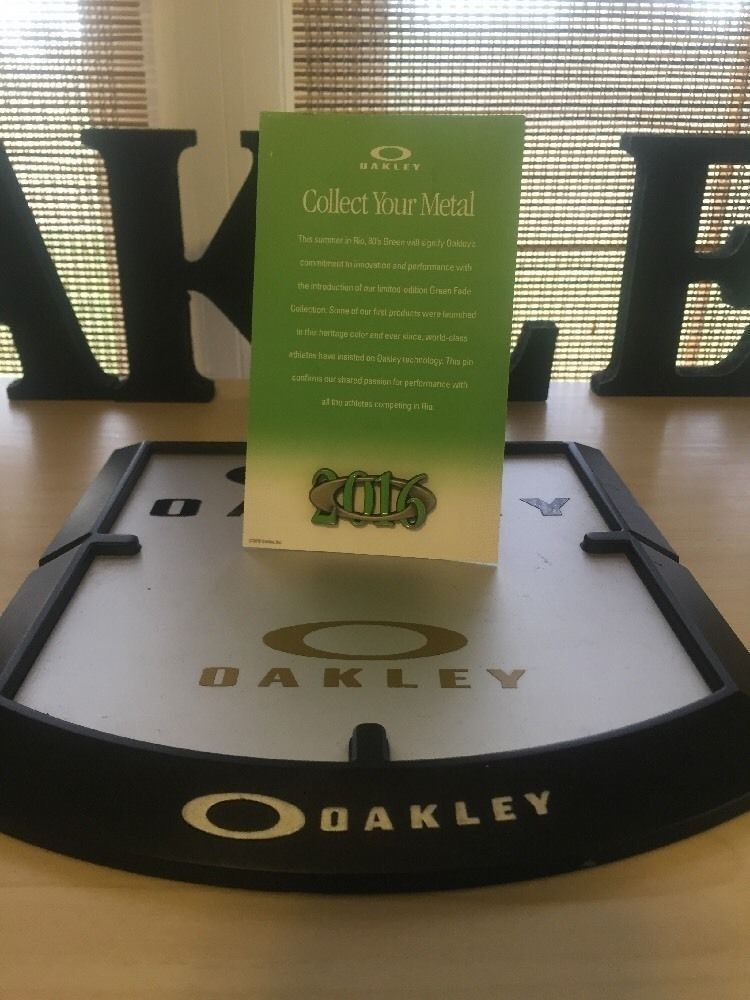 Collector's Oakley Pin Commemorating 2016 Rio Olympics new - s-l1600 (4).jpg