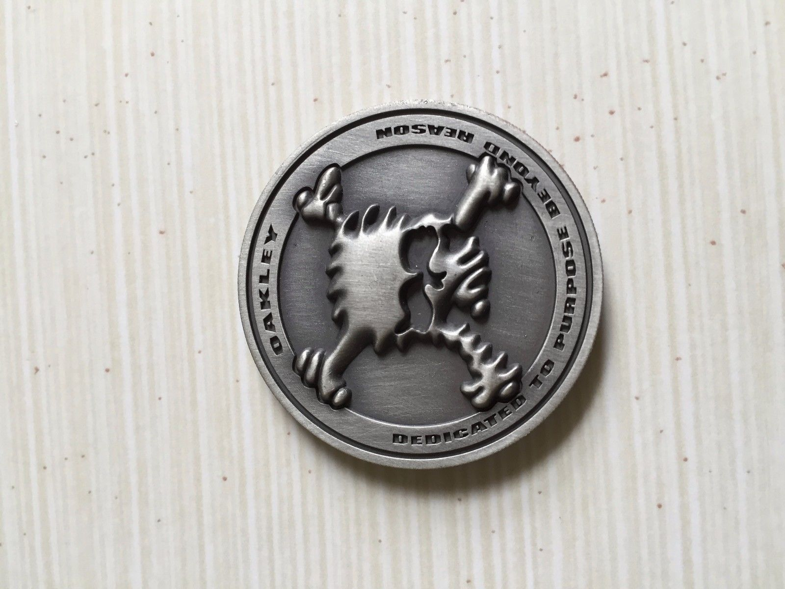 Juliet X Metal Collector's Coin - Great Condition! - s-l1600-6.jpg