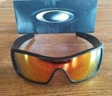 Oakley Batwolf Mirrored Fire Iridium Sunglasses *RARE* - s-l225.jpg