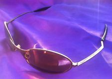 Oakley Oval T Wire  Sunglasses Titanium/ Brown Lens - s-l225.jpg