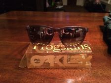 Oakley Frogskins Matte Brown Frame First Generation - s-l225.jpg