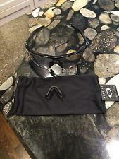 Oakley M Frame Gloss Black / Slate Iridium Vented Lenses - s-l225.jpg