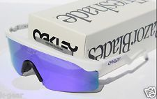 OAKLEY Razor Blades White/Violet Iridium HERITAGE COLLECTION OO9140-15 RARE NEW - s-l225.jpg