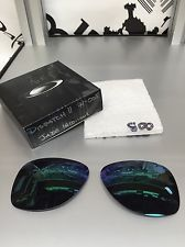 Oakley Dispatch 2 Replacement Lenses Jade Iridium OEM RARE II - s-l225.jpg