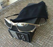 34c8b0dc965 For Sale - Oakley X-Metal Penny Polished Black Iridium Sunglasses ...