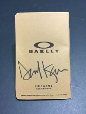 Oakley Danny Kass Autographed Field Notes Booklet - s-l225.jpg