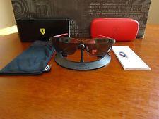 Oakley Ferrari Tinfoil Carbon Black Iridium Polarized NIB RARE - s-l225.jpg