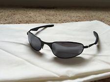 Oakley A Wire Dark Gray/Black Iridium Sunglasses - s-l225.jpg