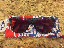 Oakley Ruby Iridium Clear Black Frame Frogskin American Bag VERY Rare - s-l225.jpg