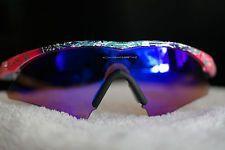 Rare Oakley Mumbo Splatter M Frame,Blue Iridium Sweep Lens,Vintage,Mint! - s-l225.jpg