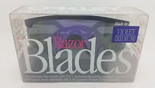 Oakley Razor Blade Sunglasses Black Violet Iridium Original - s-l225.jpg