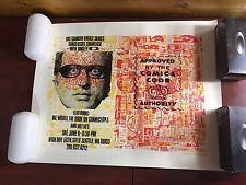 Oakley Art Chantry Artist Series Hijinx Release Event Poster - s-l225.jpg