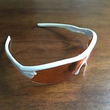 Oakley Radar Path White Straight Stem Sunglasses Persimmon MINT RARE - s-l225.jpg