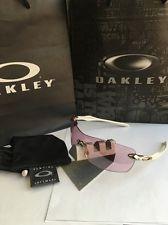 Oakley Compulsive White Clear Pink Sunglasses - s-l225.jpg
