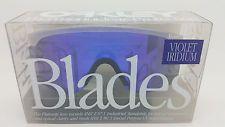 Oakley Razor Blade Sunglasses Matte Clear Violet Iridium - s-l225.jpg