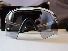 Oakley M Frame Bright Chrome Slate Iridium - s-l225.jpg