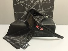 OAKLEY FUEL CELL POW MIA POLISHED BLACK WITH WARM GREY NEVER FORGET RARE HTF - s-l225.jpg