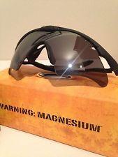 RARE 2002 Oakley Sunglasses Metal Magnesium M-Frame Black w/Black Iridium Heater - s-l225.jpg
