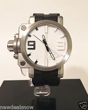 New RARE Big Display Box Oakley Gearbox™ 10-064 White. SWISS MADE. Retail $650. - s-l225.jpg