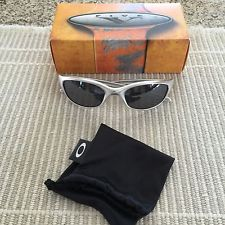 RARE Oakley Fives 2.0 Sunglasses - Polished Chrome/Grey Finish - 03-427 - s-l225.jpg