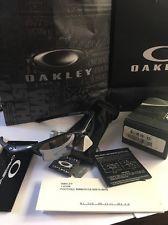 RARE! In BOX Carbon Fiber Titanium XLJ Half Jackets Oakley Sunglasses - s-l225.jpg