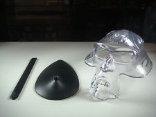 Oakley Acrylic Bob Head with Stand + a custom metal pole display limited RARE - s-l225.jpg