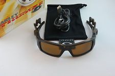 65ef6481349da Oakley Thump 2 Mp3 Brown Smoke Bronze 256MB+Original Box 05-163 NEW RARE