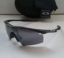 b14aa239c2a OAKLEY M FRAME CARBON FIBER w  BLACK STRIKE LENS Sunglasses RARE mumbo sub  zero -