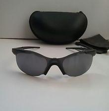 oakley sub zero sunglasses for sale  oakley vintage sub zero 0.4 sleet / black iridium rare sunglasses splice plate s