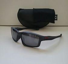 5acfdc68ae0 For Sale - Oakley Chainlink Ferrari Matte Steel   Black Iridium ...