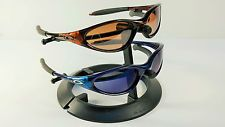 Oakley Minutes  Crystal Blue w/Flower and Tangerine w/Flower - s-l225.jpg