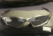 07dcd1fc487 X-METAL Oakley Penny Polished Black Iridium Sunglasses Serialized! Rare - s-